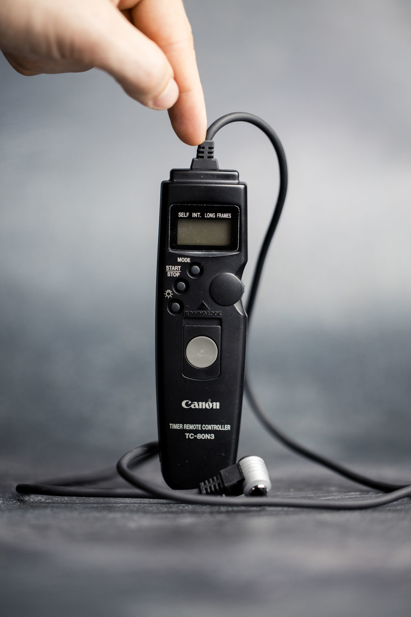 Canon time-lapse controller How to make Stop-motion tacos video? Krystian Krzewinski